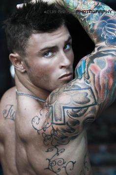 Alex Turner #inked #inkedmag #inkedguys #tattoo #tattoos
