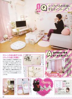 Kawaii and Otaku Rooms