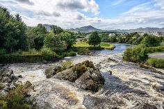 Sneem River | View of the Sneem River from the bridge, in Sn… | Flickr