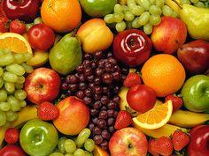 Manger frute et verdure chanque dia aide a eser plus felice