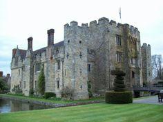 Castle Tudor Hever, Kent England