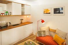 Découvrez les 10 petits appartements et petites surfaces de Paris les mieux pensés par des architectes .