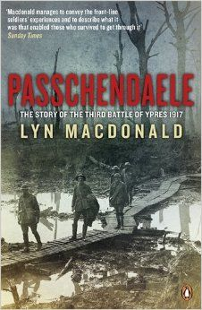 The series of books written by Lyn Macdonald are some of the very best out there. Full of personal testimonies from the men that were there, her books transport you directly into the trenches. Brilliant! Passchendaele: The Story of the Third Battle of Ypres 1917: Amazon.co.uk: Lyn MacDonald: 9780241952412: Books