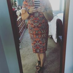#OOTD #lularoejuliadress I would have to say the Julia is my favorite piece…
