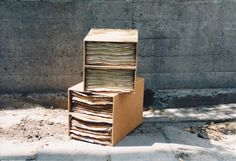 Papieropslag doos