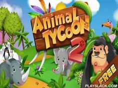 Animal Tycoon 2  Android Game - playslack.com , In this interesting game you should create your own wildlife-park.  To make your beasts feel well, it is essential not only to give them with large open-air enclosures and soulmates for posterity activity, but also to show talent of a businessperson, after all without flow of guests the wildlife-park will go out of enterprises in a moment!  strive to please all the guests, having made  crystal elite shops, snackbars, object seats and rooms…