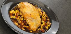 Santa Fe Baked Chicken
