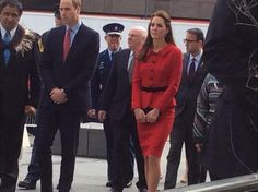 William & Kate in Christchurch, April 14, 2014