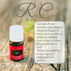 R.C. #essentialoils- Young Living Essential Oils -find me on Facebook at A Drop Above The Rest -#2324536