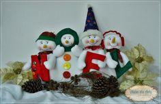 Quarteto de neve