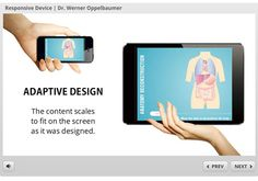 An Expert View on Responsive Design for E-Learning by Dr. Werner Oppelbaumer