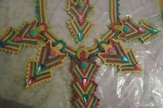 Couture, Crochet Patterns, Arts And Crafts, Bracelets, Creative, Color, Jewelry, Caftans, Fashion Designers