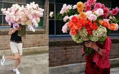 Sydney Markets - A Day in the Life of a Florist: Seed Flora