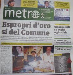 SCRIVOQUANDOVOGLIO: METRO CAGLIARI (13/01/2011)