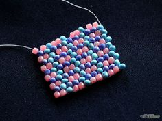 How to Do Peyote Stitch: 13 Steps (with Pictures) - wikiHow