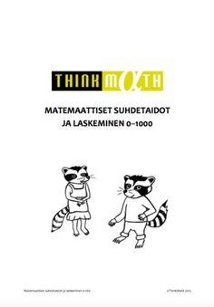 0-1000, Harjoituspaketit – ThinkMath Global.