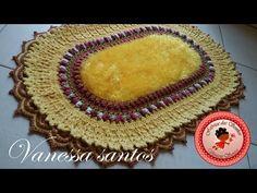 Giant Paper Flowers, Crochet Mandala, Crochet Videos, Crochet Designs, Soft Furnishings, Crochet Earrings, Diy, Make It Yourself, Rugs