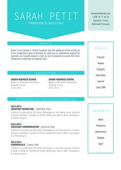 Vaillant - Belles couleurs pour un CV neutre: toutes les professions sont les bienvenues!