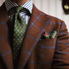 The Snob Report, colcravate:   bespoke jacket  shibumi tie