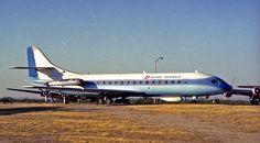 Em 23 de junho de 1955 foi lançado o primeiro avião de passageiros a jato com turbinas na fuselagem. O Caravelle podia atingir velocidade de 800 quilômetros por hora e foi usado primordialmente em voos dentro da Europa. - See more at: http://www.jornaldoar.com/2013/06/1955-apresentado-o-aviao-caravelle.html