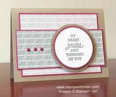Suite Sayings, Love Blossoms Designer Series Paper Stack, Stampin' Up!, Brian King, GDP-017