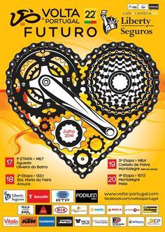 22ª Volta a Portugal do Futuro > 18 Jul 2014, ~13h50 @ Vale de Cambra #ValeDeCambra #ciclismo