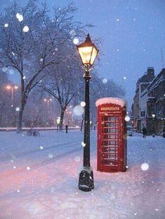 Winter Szenen, I Love Winter, Winter Magic, Winter Time, Winter Christmas, London Christmas, Winter Sunset, Prim Christmas, Christmas Scenes