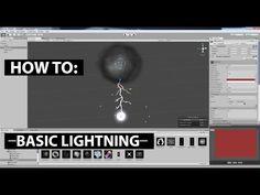 How To: Basic Lightning in Unity - YouTube