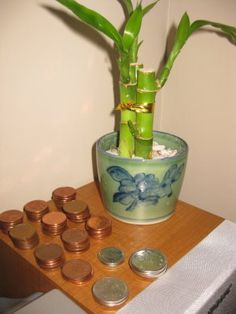 Set it Up: Feng Shui Money Corner. | On Common Ground