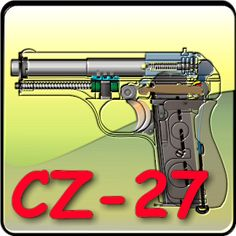eb3d1504c5b CZ-27 pistol explained - Apps on Google Play. Android ApplicationsRevolverGoogle  ...