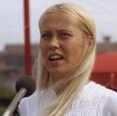 Singer agnetha faltskog abba