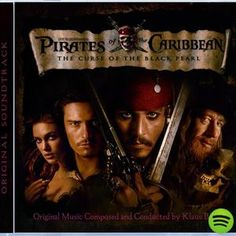 Pirates Of The Caribbean (Score), an album by Klaus Badelt on Spotify