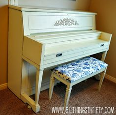 Piano Refinishing Complete!