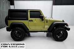 2013 Lifted Jeep Wrangler Freedom Edition