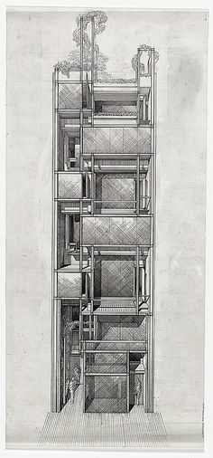 Paul Rudolph, Modulightor Building