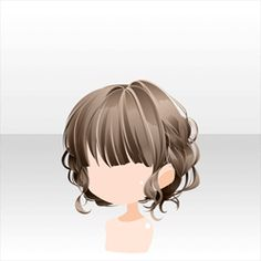 Anime Girls With Bob Cuts Pictures to . Character Inspiration, Hair Inspiration, Character Design, Anime Tutorial, Pelo Anime, Chibi Hair, Cartoon Hair, Hair Sketch, Poses References