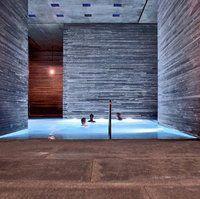 Hotel Therme Vals Spa @ Switzerland