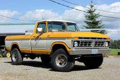 1977 ford truck | 1977 Ford F250 Highboy with built 429 - Imgur - Pickup trucks