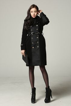 #ulzzang #fashions #korean #winter #falls