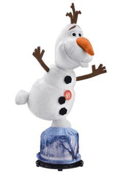 MultiKids Pelúcia Frozen OLAF Gira e Fala BR277