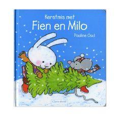 Kerst - boeken/versjes kerstmis met fien en Milo
