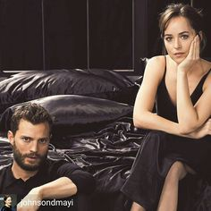 NEW OUTTAKE FROM FIFTY SHADES DARKER