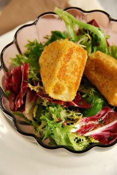 Camembert pané maison {recette végétarienne}