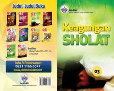 Buku saku Keagungan Sholat