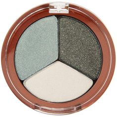 A color coordinated trio of richly pigmented, crease-resistant shades that apply effortlessly, individually or together, to enhance eyes. Mineral Eyeshadow, Shimmer Eyeshadow, Green Eyeshadow, Mineral Cosmetics, Jade Eyes, Mineral Fusion, Blending Eyeshadow, Color Games, Eye Makeup