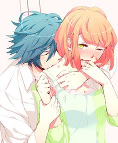 Anime Couple Cute