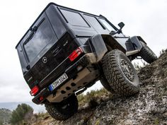 Mercedes-Benz G-Класс 4x4²