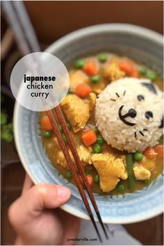 This Japanese chicken curry is the perfect recipe to make in my KitchenAid Cook Processor!