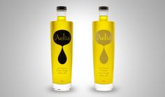 Aelia Ultra Premium Extra Virgin Olive Oil on Packaging of the World - Creative Package Design Gallery