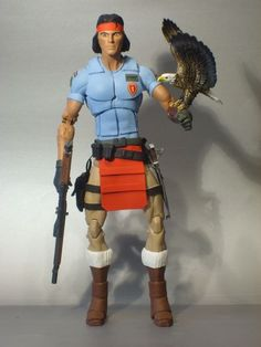 Spirit (G.I. Joe) Custom Action Figure